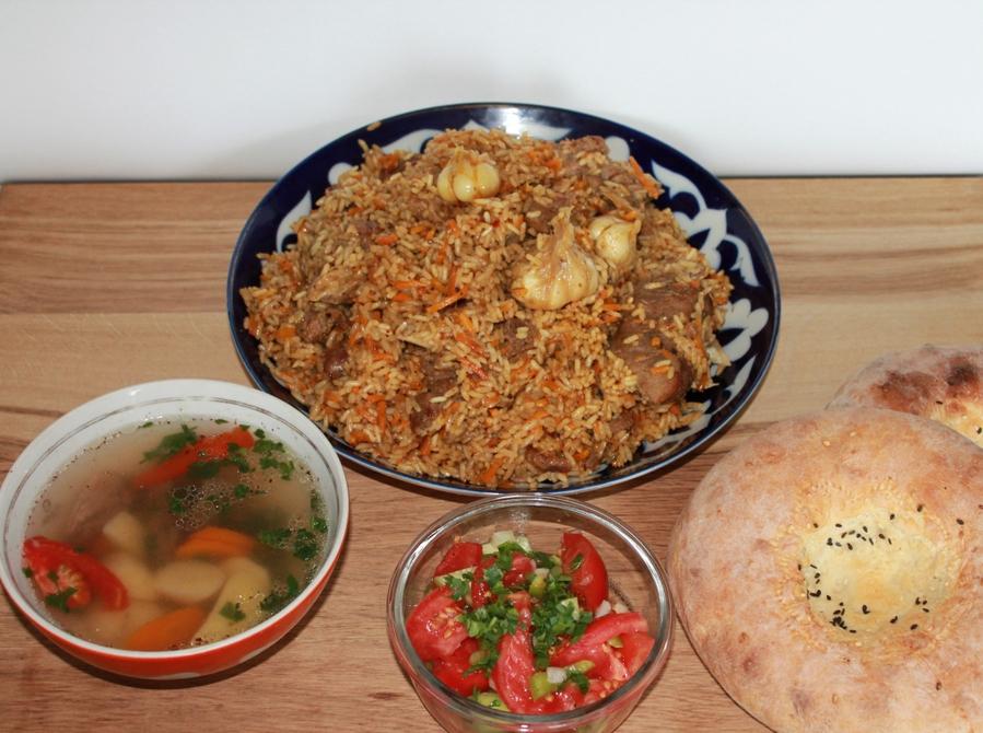 Блюда с кальмарами рецепты салаты