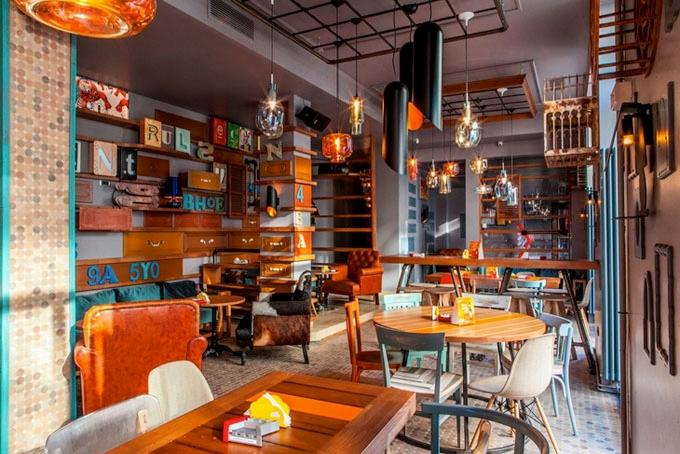 креативный дизайн ресторана фото 2 (680x454, 260Kb)