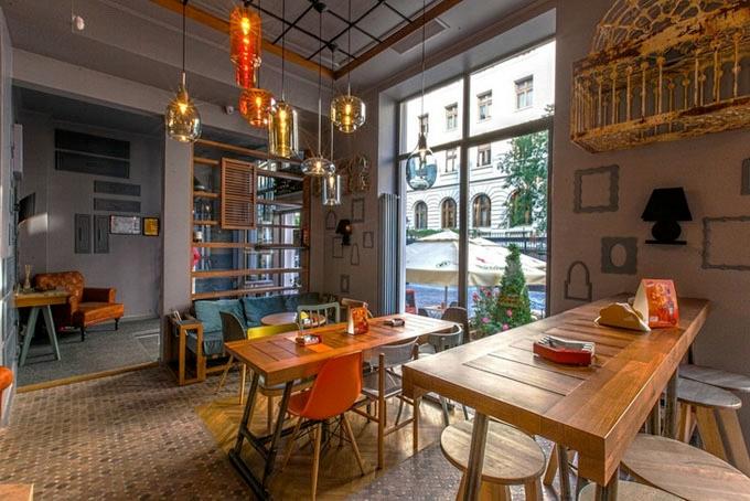креативный дизайн ресторана фото 6 (680x454, 226Kb)