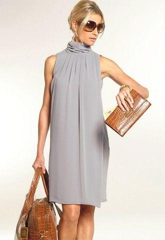 Как быстро сшить стильное платье