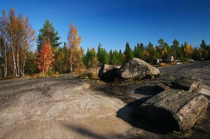Фото осень в карелии 5