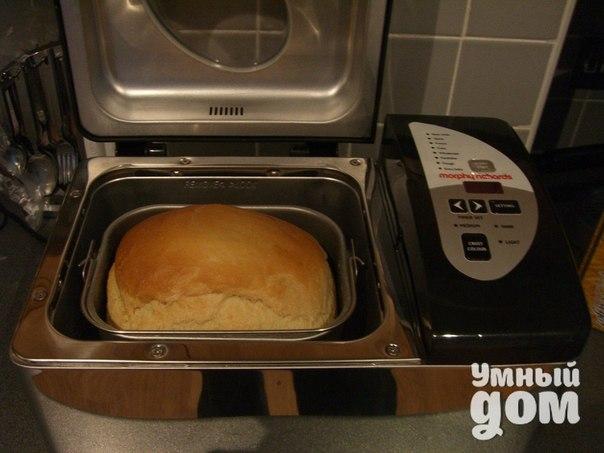Хлеб злаковый в хлебопечке 4