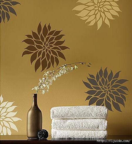 Flower-stencils-2 (450x490, 132Kb)