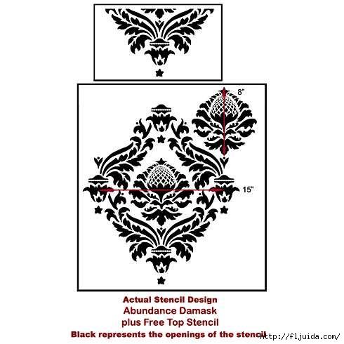 Damask-stencil-abundance (490x490, 95Kb)
