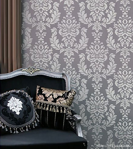 Damask-stencil-wall-pattern_1 (438x490, 174Kb)