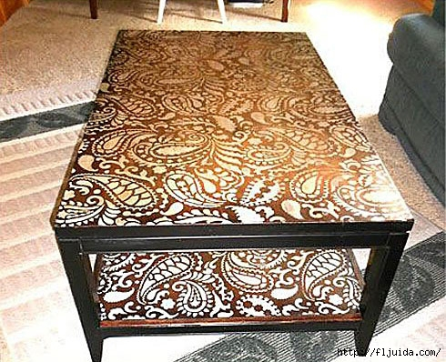 Paisley-stenciled-coffee-table (490x398, 211Kb)