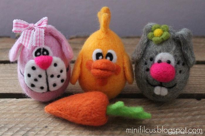Валяние. Самые замечательные игрушки от польской мастерицы Goshia (41) (700x466, 228Kb)