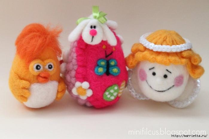 Валяние. Самые замечательные игрушки от польской мастерицы Goshia (46) (700x466, 168Kb)