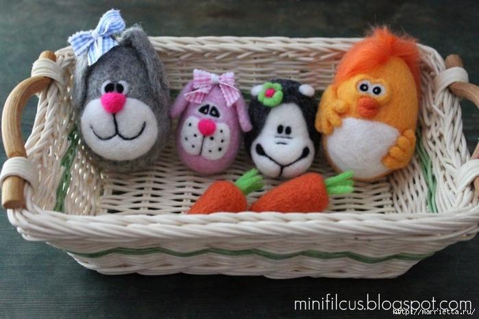 Валяние. Самые замечательные игрушки от польской мастерицы Goshia (51) (700x466, 234Kb)