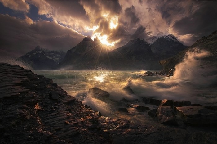 Marc Adamus пейзажи природы фото (700x464, 116Kb)