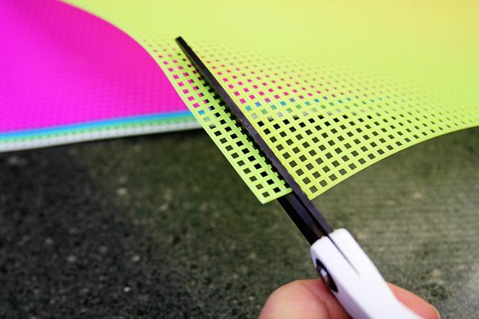 How-to: Plastic Canvas DIY Bracelets
