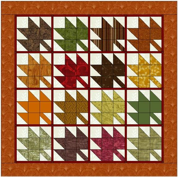 Мастер класс для начинающих, схемы.  8 августа 2013, 17:24.  Luba. м/М.  Пэчворк одеяло, схемы из треугольников.