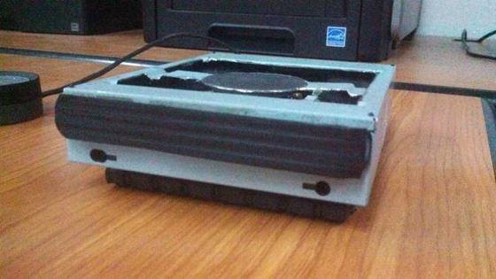 Портфель для консоли Xbox 360. Фотографии
