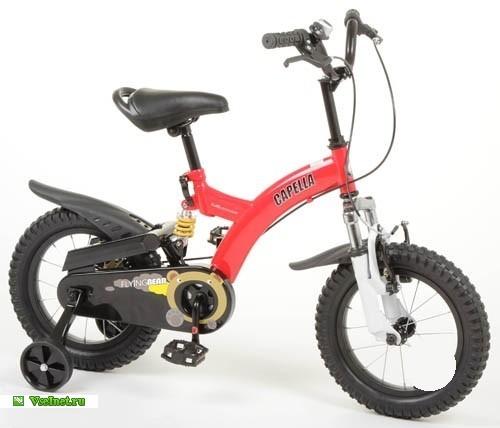 Велосипед Capella 2-колесный, рост 105-130 см, цвета в ассортименте (500x428, 37Kb)