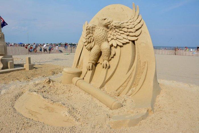 скульптуры из песка фото 1 (700x468, 221Kb)