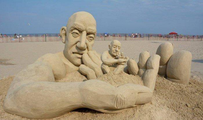 скульптуры из песка фото 3 (700x416, 191Kb)