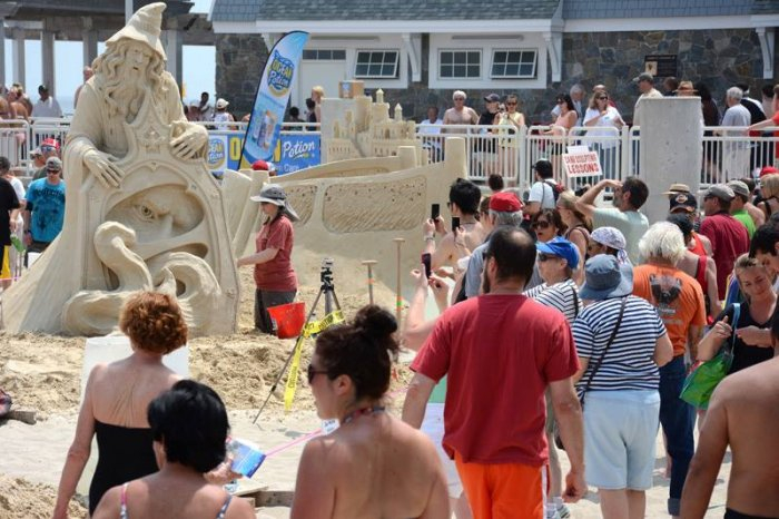 скульптуры из песка фото 11 (700x466, 314Kb)