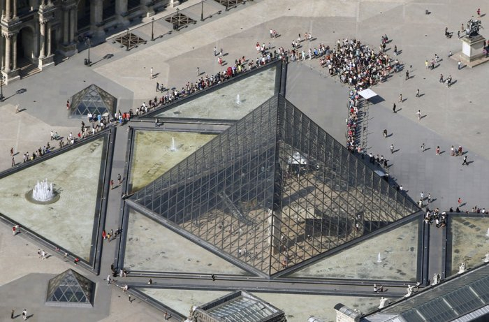 париж фото с высоты 2 (700x461, 283Kb)