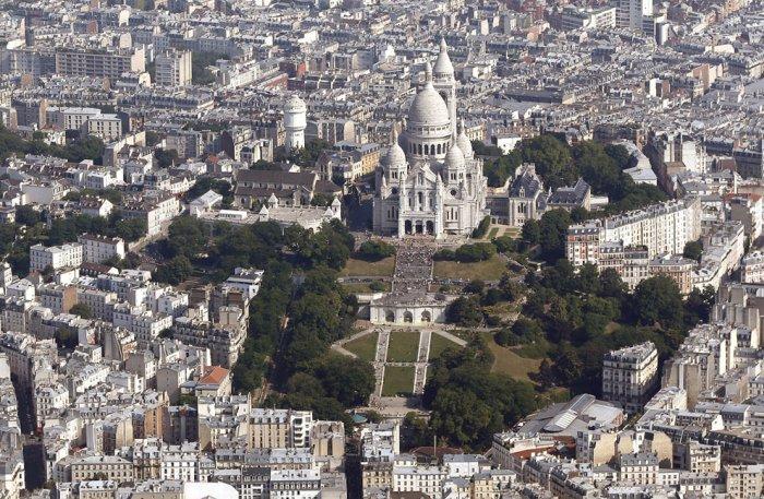 париж фото с высоты 4 (700x457, 419Kb)