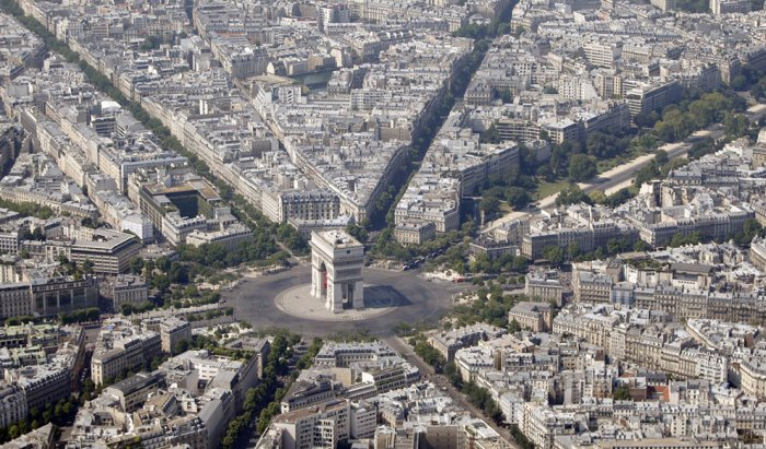 париж фото с высоты 6 (700x411, 366Kb)