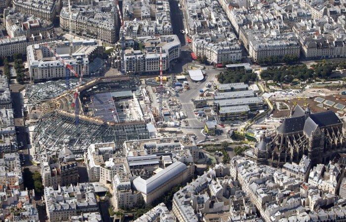 париж фото с высоты 11 (700x449, 416Kb)