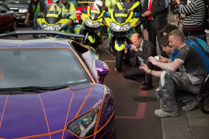 Lamborghini наследника катара арестована фото 9 (680x453, 283Kb)