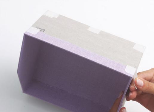 Коробочка из картона для чайных пакетиков. Фото мастер-класс (10) (516x376, 174Kb)