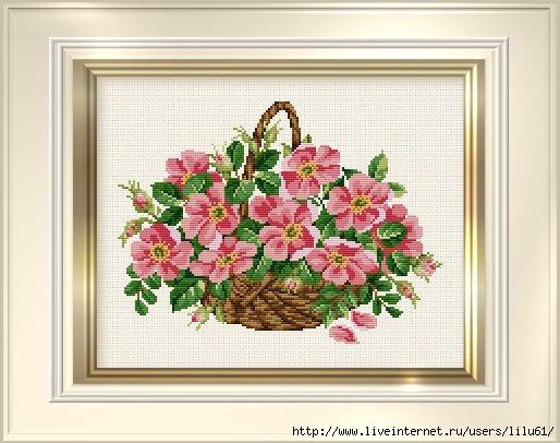 5282851__083_Wild_Roses_Basket (514x406, 124Kb)