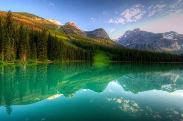 Национальный парк Йохо, Канада (604x401, 30Kb)