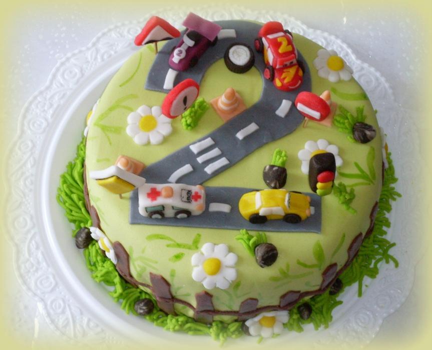 фото детских тортов из мастики для мальчиков