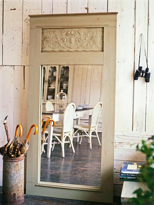 Интерьер дверей что можно сделать