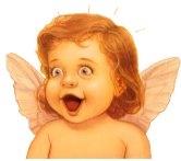 прикольные ангелочки (4) (166x147, 14Kb)