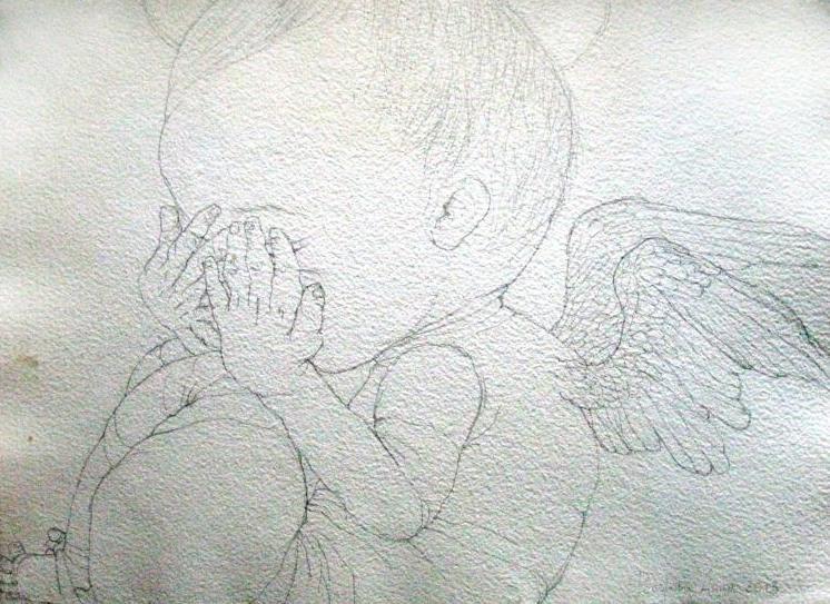 федорова анна плачущий ангел