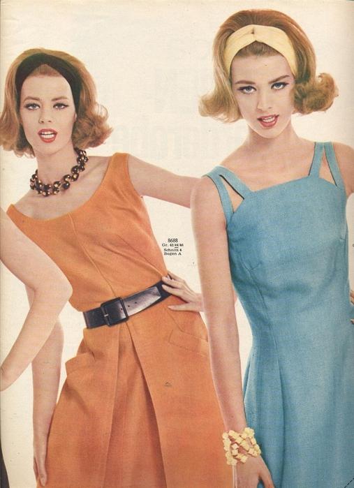 Прически 60 х годов платья