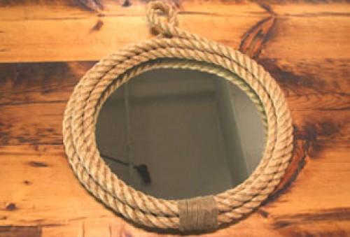 Декор из веревки  видео