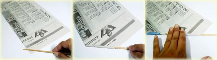 Салфетки, коврики и рамочки для фотографий из газетных трубочек. Видео мастер-класс (14) (700x195, 76Kb)