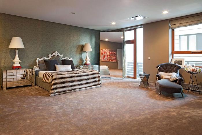 стильный дизайн интерьера большой квартиры 3 (700x466, 245Kb)