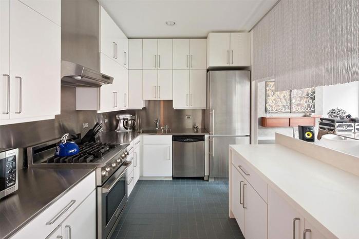 стильный дизайн интерьера большой квартиры 5 (700x466, 196Kb)