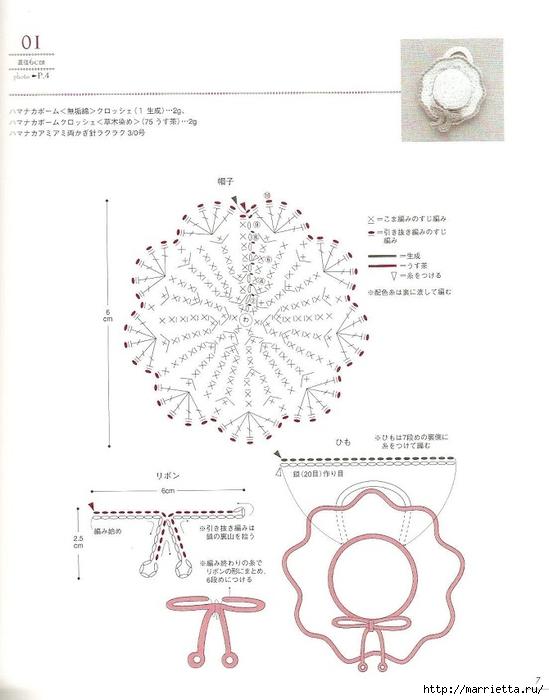Сумки из пластиковых пакетов и украшения для сумок крючком (8) (549x700, 149Kb)