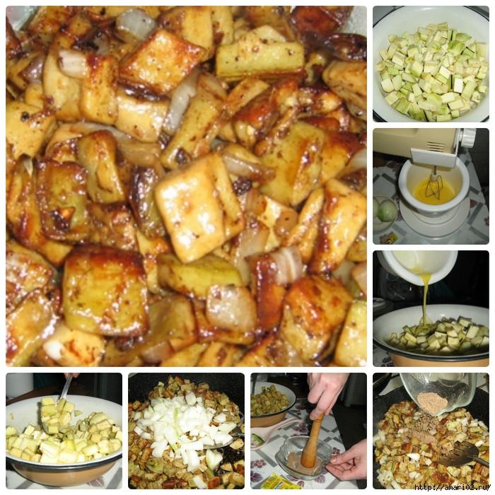 Жареные баклажаны как грибы рецепты с пошагово в