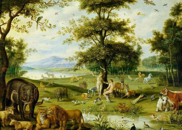 Рай (700x500, 163Kb)