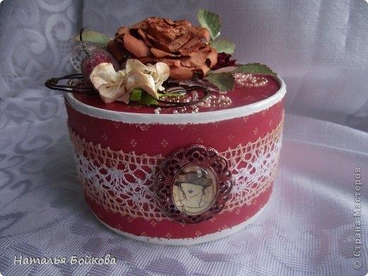 Винтажная роза из бумаги. Мастер-класс (1) (520x390, 115Kb)
