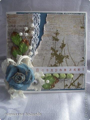 Винтажная роза из бумаги. Мастер-класс (5) (360x480, 108Kb)