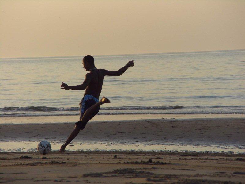 Первенство Саратовской области по пляжному футболу
