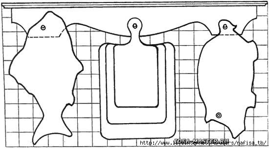 Доска разделочная своими руками из фанеры чертежи