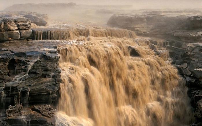 дамба на реке хуанхэ китай 5 (700x437, 226Kb)