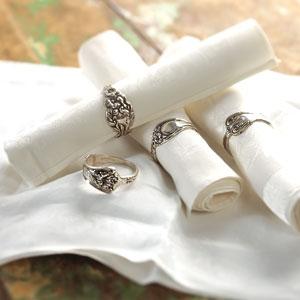 Как сделать кольцо из серебряной ложки (62) (300x300, 42Kb)