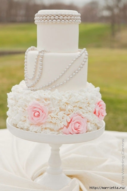 El más hermoso pastel de bodas (8) (426x640, 107Kb)