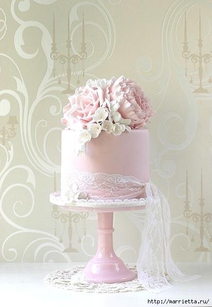 El más hermoso pastel de bodas (10) (414x600, 147Kb)