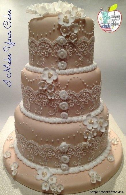 El más hermoso pastel de bodas (15) (438x680, 171Kb)